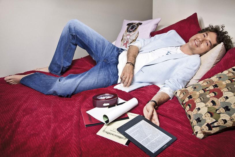 Kocham spać prawie tak samo, jak tworzyć muzykę  /Aldona Kaczmarczyk/ AF Photo /Twój Styl