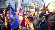 """KOD Warszawy: """"Jedna Polska, dość podziałów"""""""