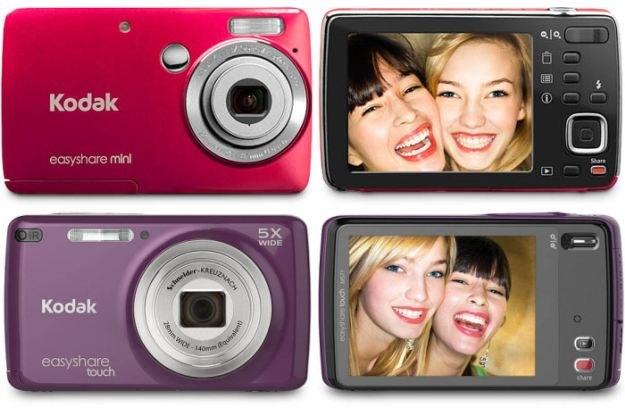 Kodak EasyShare Mini oraz Kodak EasyShare Touch /materiały prasowe