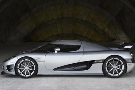Koenigsegg Trevita /