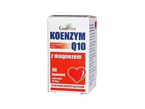 Koenzym Q10 z magnezem