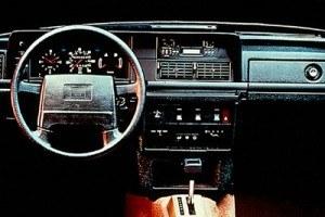 Kokpit serii 200 po modernizacji /Volvo