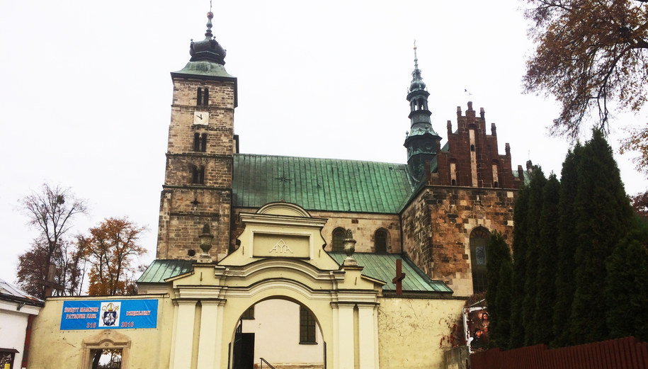 Kolegiata w Opatowie /Krzysztof Kot /RMF FM