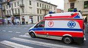 Kolejarz podpalił się w Krakowie. Protestował przeciw zwolnieniom