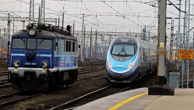 Koleje się zmieniają... /Jan Bielecki /East News