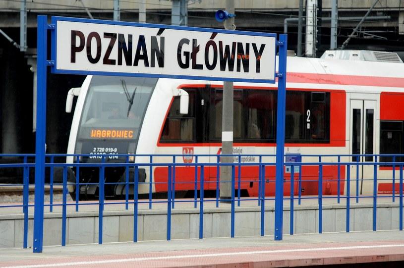 Koleje Wielkopolskie, zdj. ilustracyjne /Wojciech Strozyk/REPORTER /East News