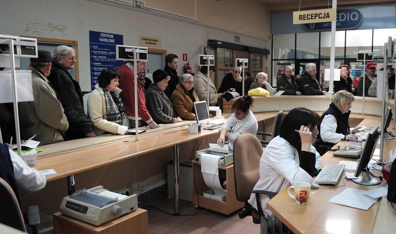 Kolejki w szpitalach, zdj. ilustracyjne /Bartosz Krupa /East News