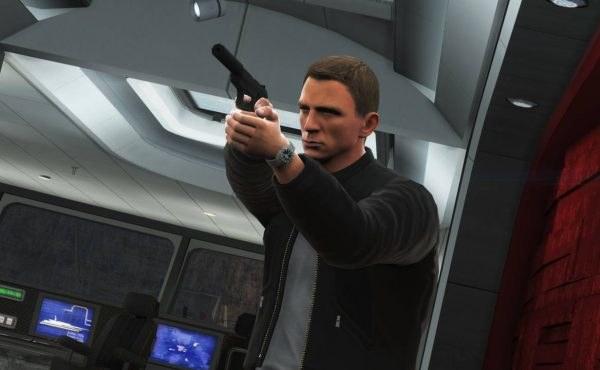 Kolejna gra o słynnym super-szpiegu będzie zatytułowana James Bond 007: Blood Stone /Informacja prasowa