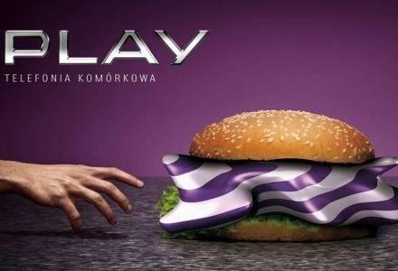 Kolejna reklama nowego operatora - co ma symbolizować ten hamburger? /materiały prasowe