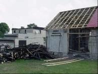 Kolejna stodoła podpalona przez rybnickiego podpalacza /RMF