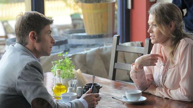 """Kolejna, trudna rozmowa w """"M jak miłość"""" /MTL Maxfilm"""