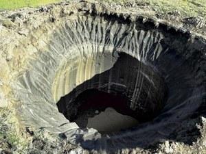 Kolejne kratery na Półwyspie Jamał