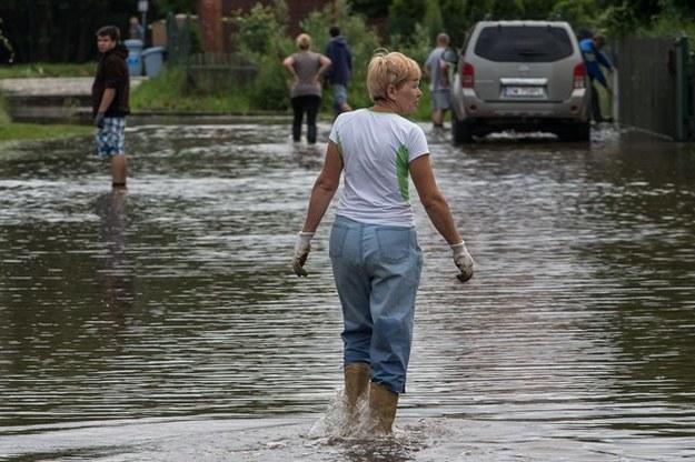 Kolejne ostrzeżenie: Może dojść do powodzi