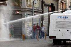 Kolejne starcia z demonstrantami w Turcji