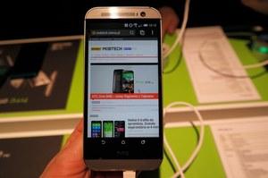 Kolejny HTC One - większy ekran w mniejszej obudowie dzięki... głośnikom Bose?