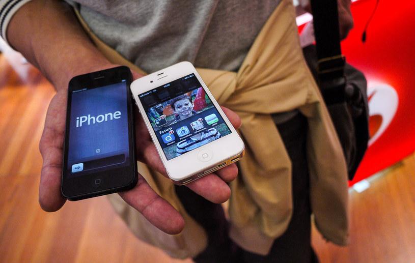 Kolejny iPhone zostanie wyprodukowany przez roboty? /AFP