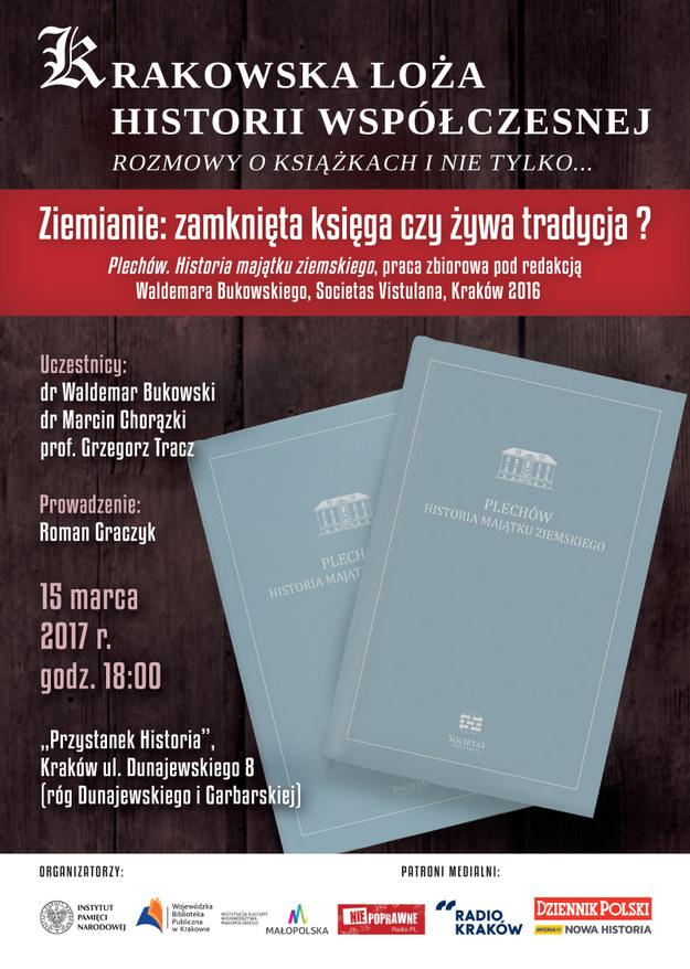 "Kolejny ""Przystanek historia"" 15 marca /IPN"