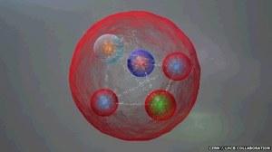 Kolejny sukces Wielkiego Zderzacza Hadronów. Potwierdzono istnienie pentakwarków