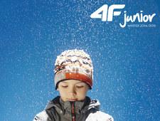 Kolekcja Junior marki 4F w sam raz na zimę