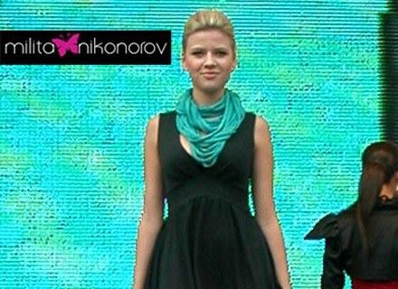 Kolekcja Mility Nikonorov Jesień - Zima 2009/2010 /INTERIA.PL/materiały prasowe