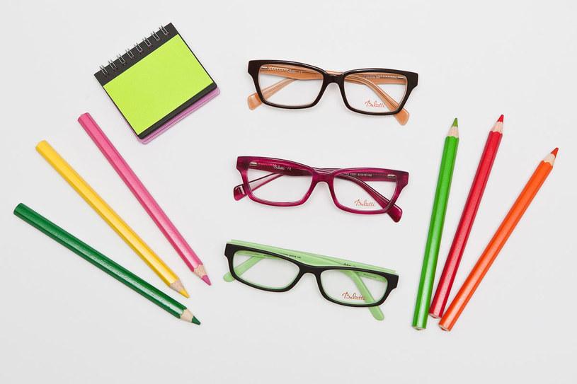 Kolekcja oprawek okularowych  Belutti Color Fun /materiały prasowe