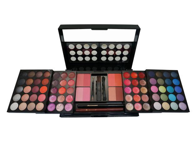 Kolekcja palet makijażowych Marionnaud /materiały prasowe