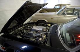 Kolekcja samochodów Waldemara Lenkowskiego