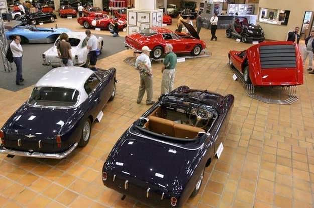 "Kolekcja w ramach ""Les Grandes Marques - Monaco"" /AFP"