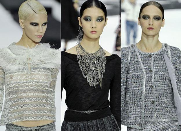 Kolekcja wiosna - lato 2011 Chanel /East News/ Zeppelin