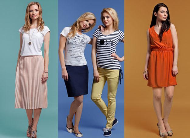 Kolekcja zainspirowana najnowszymi trendami mody /materiały prasowe