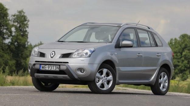 Koleos należy do najtrwalszych modeli Renault. Potwierdza to większość użytkowników i raport GTU. /Motor