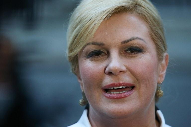 Kolinda Grabar-Kitarović /AFP