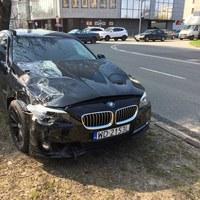 Kolizja limuzyny ŻW, którą jechał wiceszef MON Bartosz Kownacki