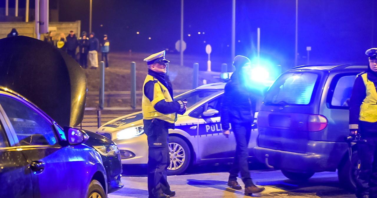 Kolizja samochodu z ministrem obrony narodowej Antonim Macierewiczem