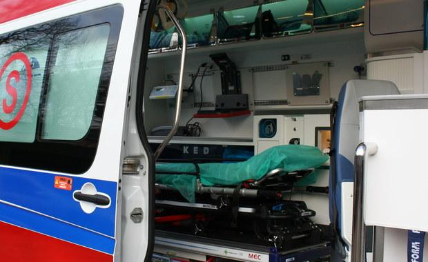 Kołobrzeg: Kobieta z raną postrzałową trafiła do szpitala. Zatrzymano jej męża