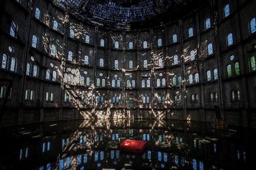"""""""Koloseum"""" - rotunda starej gazowni /materiały prasowe"""