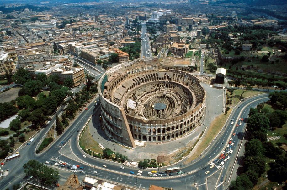 Koloseum /guido alberto rossi /PAP/EPA