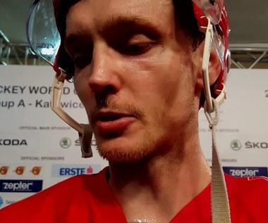 Kolusz po wygranej z Austrią. Wideo
