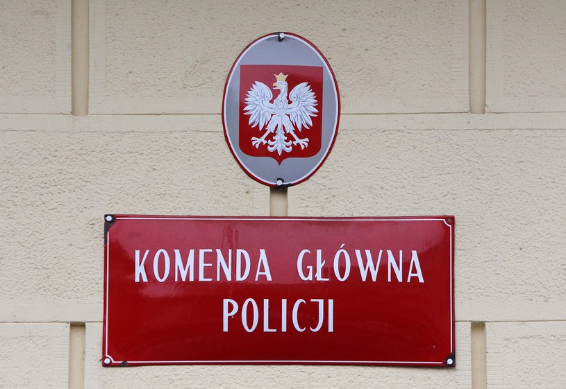 Komenda Głowna Policji /STANISLAW KOWALCZUK /East News