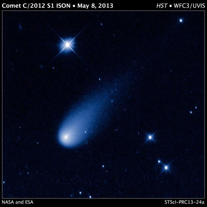 Kometa C/2012 S1 ISON /NASA