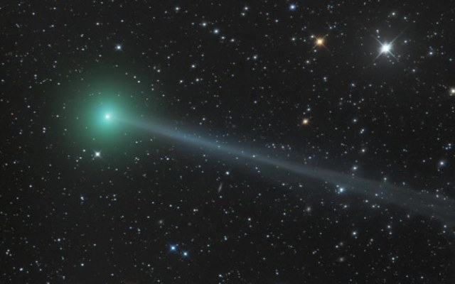 Kometa C/2015 ER61 PANSTARRS /Tylkoastronomia.pl