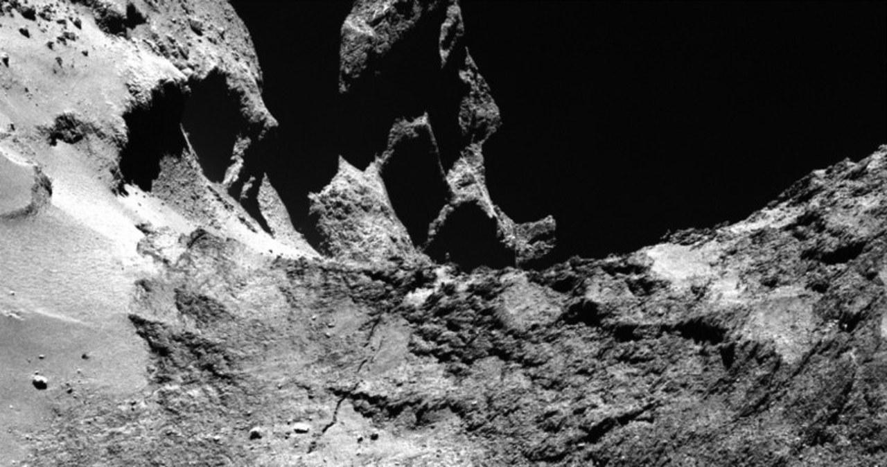 Kometa zmienną jest