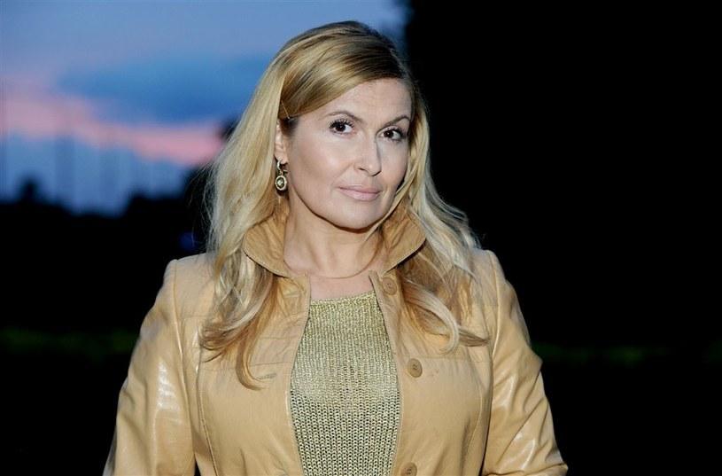 """""""Komisarz Alex"""": Katarzyna Skrzynecka /Agencja W. Impact"""