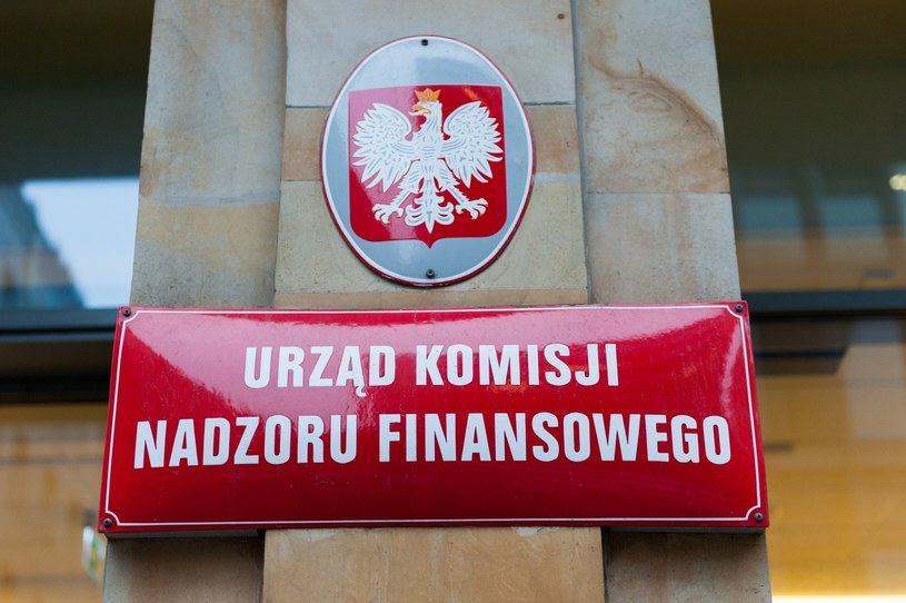 Komisja Nadzoru Finansowego /Marek Konrad /Reporter