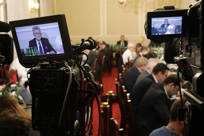 Komisja sprawiedliwości i praw człowieka /Tomasz Gzell /PAP