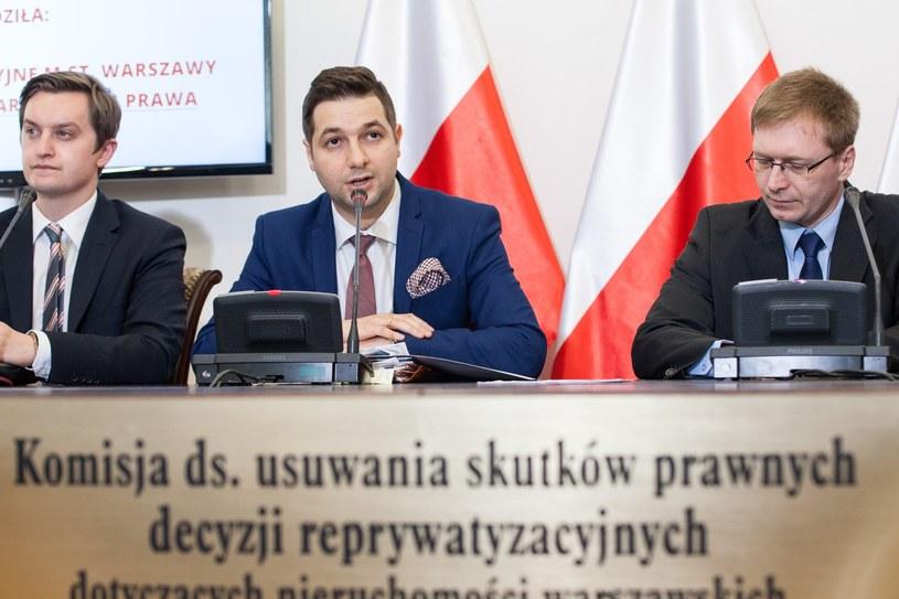 Komisja weryfikacyjna ds. reprywatyzacji /Pawel Wisniewski /East News