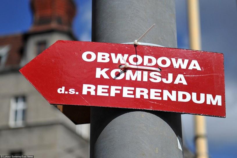 Komisje czynne będą od godziny 6 do 22 /Łukasz Szelemej /East News
