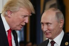 """Kommiersant"": Do spotkania Putina i Trumpa mogłoby dojść 13-14 lipca"