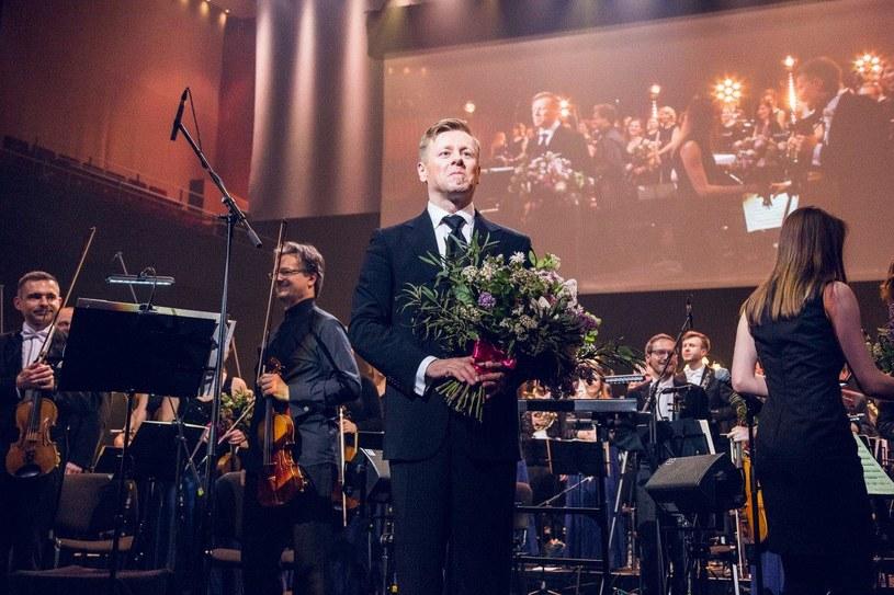 Kompozytor obiecał częściej wracać do rodzinnego miasta /Robert Słuszniak dla KBF /materiały prasowe