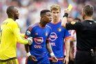 Kompromitacja piłkarza Feyenoordu